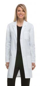 """Dickies 83402 Unisex 37"""" Lab Coat"""