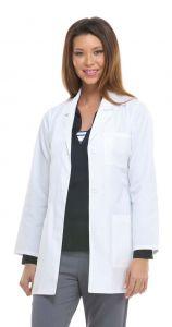 """Dickies 84400 Women's 32"""" Lab Coat"""