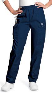 Landau 8501 Women's Cargo Elastic Waist Pant *CLEARANCE*