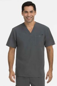 Med Couture Activate Men's 8530 V-Neck Top