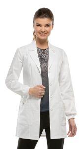 "Dickies Gen Flex Youtility 85400 32"" Lab Coat"