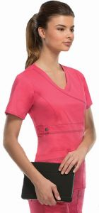 Dickies Gen Flex Youtility 85812 Princess Line V-Neck Top *CLEARANCE no return or exchange*