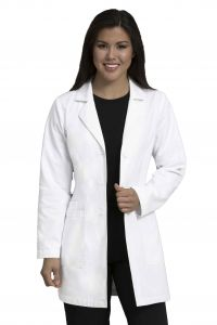"Med Couture 8692 34"" Lab Coat *CLEARANCE*"