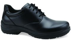 Dansko Men's Walker – Black Smooth