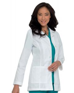"Landau 8726 Women's Classic Princess Seam 31"" Lab Coat"
