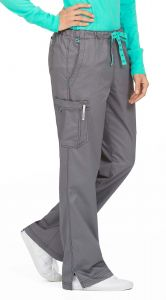 Med Couture Signature 8741 Elastic Waistband Pant