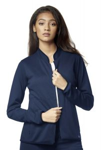 WonderWink Aero 8919 Women's Knit Warm Up Jacket