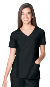 Urbane Performance 9061 Quick-Cool V-Neck Top *CLEARANCE*