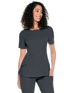 Urbane Align 9166 Round Neck Top *CLEARANCE NO RETURN OR EXCHANGE*