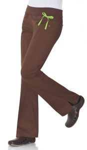 Urbane 9301 Yoga-Inspired  Knit Waist Pant *CLEARANCE*
