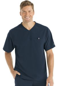 Barco One™ Wellness BWT010 Men's V-Neck Top