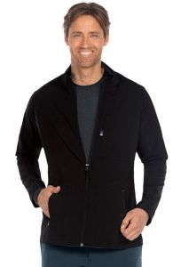 Barco One™ Wellness BWW902 Men's Zip Front Jacket *CLEARANCE*