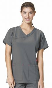 Carhartt Cross-Flex C12210 Women's Y-Neck Fashion Top