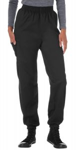 Five Star Chef Apparel 18217 Unisex Mesh Knee Jogger Style Pant