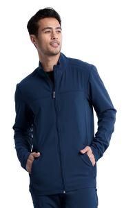 Cherokee Infinity Certainty® Men's CK332A Zip Front Jacket