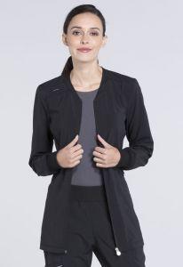 Cherokee Infinity Certainty® CK370A Zip-Front Jacket