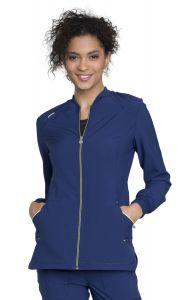 Cherokee Infinity Certainty® CK380A Zip Front Warm-up Jacket
