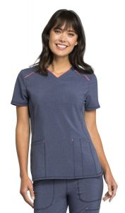 Cherokee Infinity Certainty® CK520A V-Neck Top *CLEARANCE*
