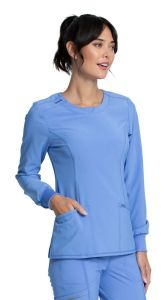 Infinity Certainty® CK781A Long Sleeve V-Neck Top