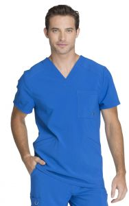 Cherokee Infinity Certainty® Men's CK900A V-Neck Top
