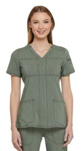 Dickies Advance DK690 V-neck Top *CLEARANCE*