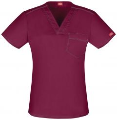Dickies Gen Flex DK801 Unisex Youtility V-Neck Top *CLEARANCE*