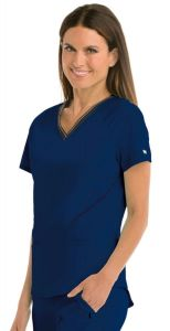 Grey's Anatomy™ Impact GIT007 V-Neck Top *CLEARANCE*