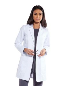 "Grey's Anatomy™ GRC951 Crossover Yoke 34"" Lab Coat"