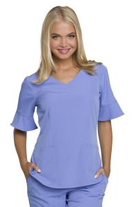 Heartsoul Break on Through HS740 V-Neck Top *CLEARANCE*