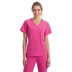 JOCKEY™ 2441 Performance RX Curved V-Neck Top *CLEARANCE*