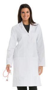 "Barco LBC001 Woman's 5-Pocket 38"" Lab Coat  *CLEARANCE*"