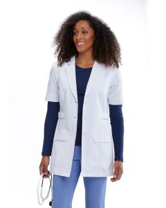 "Grey's Anatomy™ LBC909 Short Sleeve 31"" Lab Coat *CLEARANCE NO RETURN OR EXCHANGE*"