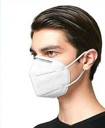 Maevn FDA Approved KN95 PPE MG934 Face Mask - Box of 20