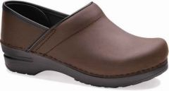 Dansko Unisex Professional – Antique Brown Oiled