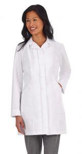 "White Swan Meta Ladies 875 High Collar 33""  Lab Coat *CLEARANCE no return or exchange*"