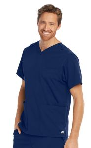Skechers™ SKT020 Men's Aspire V-Neck Top