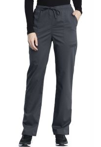 Cherokee Workwear Revolution Tech WW041AB Mid-Rise Drawstring Pant