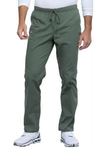 Cherokee Workwear Professionals WW125 Unisex Drawstring Pant