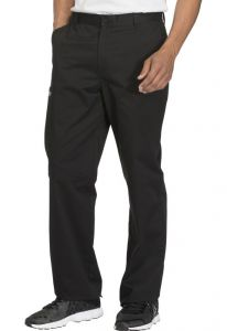 Cherokee WorkWear WW200 Men's Core Stretch Fly Front Pant