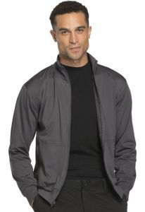 Cherokee WorkWear WW300 Unisex Core Stretch Warm-up Jacket *CLEARANCE -no return or exchange*