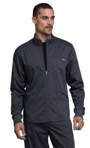 Cherokee Workwear Revolution WW320 Men's Zip Front Jacket