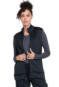 Cherokee Workwear Revolution WW520 Unisex Zip Front Vest