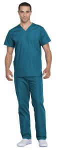 Cherokee WorkWear WW530C Unisex Top and Pant Set