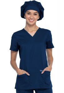 Cherokee Workwear Revolution WW550 Unisex Bouffant Scrub Hat