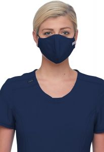 Cherokee Workwear WW560AB PPE Cloth Mask 5 Pack - Multiple Sizes