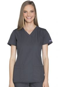 Cherokee Workwear WW645 V-Neck Top