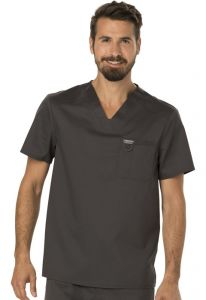 Cherokee Workwear Revolution WW690 Men's V-Neck Top